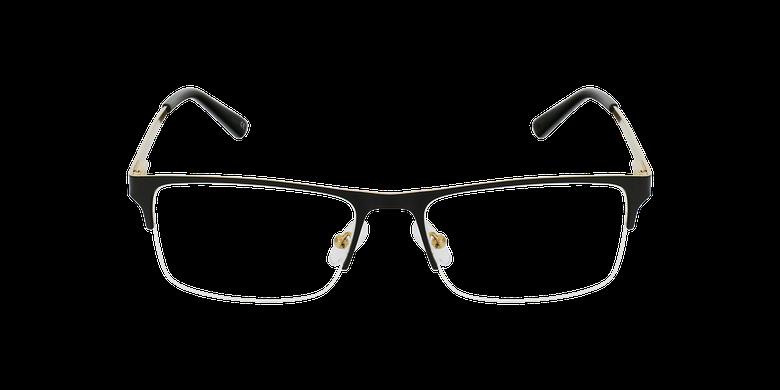Gafas graduadas hombre OAH21625 negro/dorado