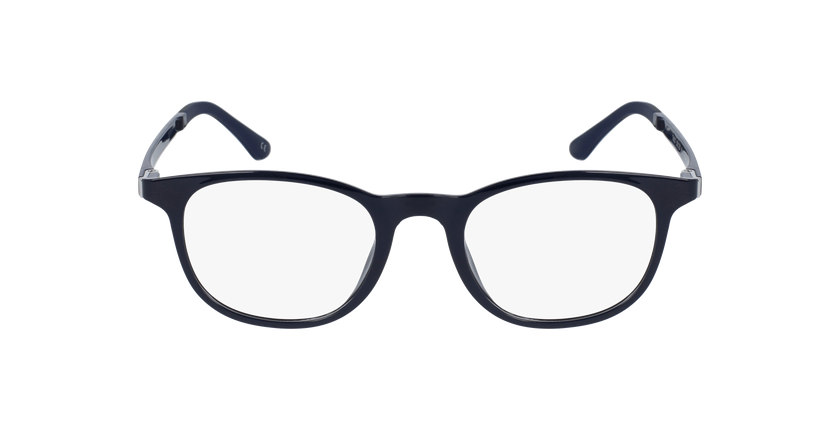 Gafas graduadas hombre MAGIC 20 azul - vista de frente