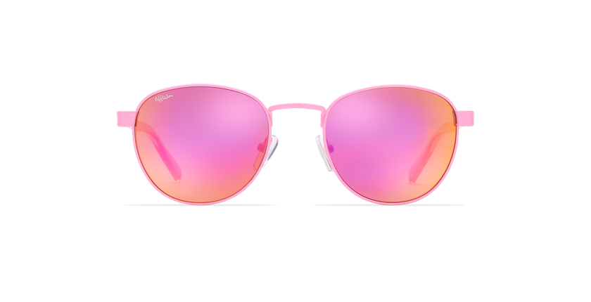 Gafas de sol mujer FRUTTI rosa - vista de frente