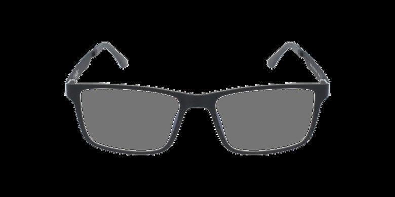 Gafas graduadas hombre MAGIC 59 BLUEBLOCK negrovista de frente