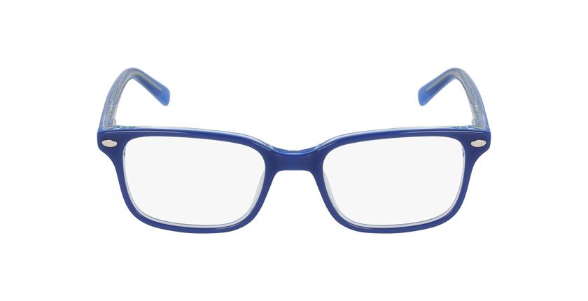 Gafas graduadas niños EDDIE azul - vista de frente