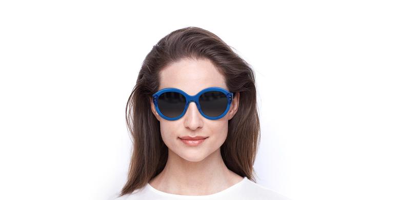 Gafas de sol mujer ALYSSA azul
