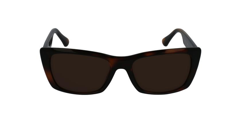 Gafas de sol mujer GU7652 marrón - vista de frente