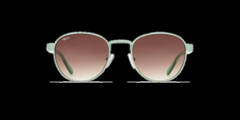 Gafas de sol mujer FRUTTI verde