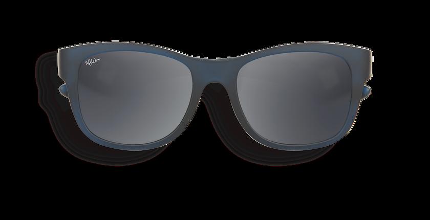 Gafas de sol niños YANI azul - vista de frente