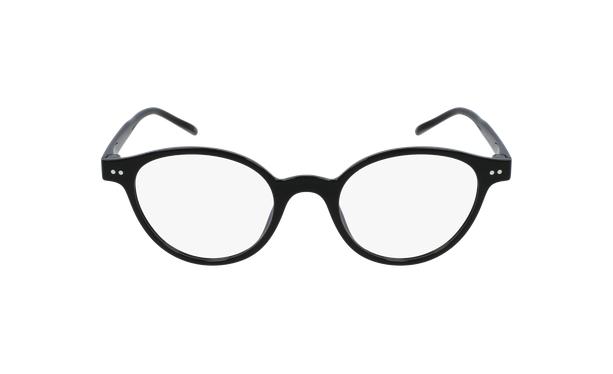 Gafas graduadas mujer MAGIC 49 BLUEBLOCK negro - vista de frente