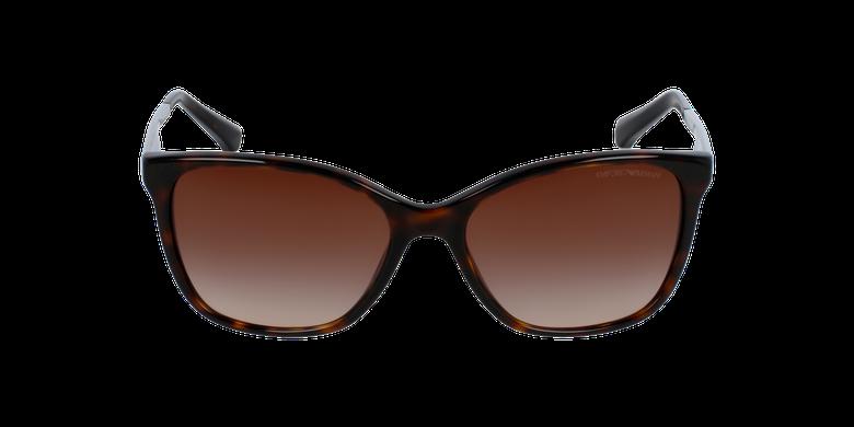 Gafas de sol mujer 0EA4025 marrónvista de frente
