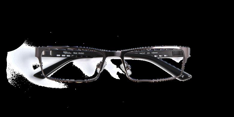 Gafas graduadas hombre HUGO negro
