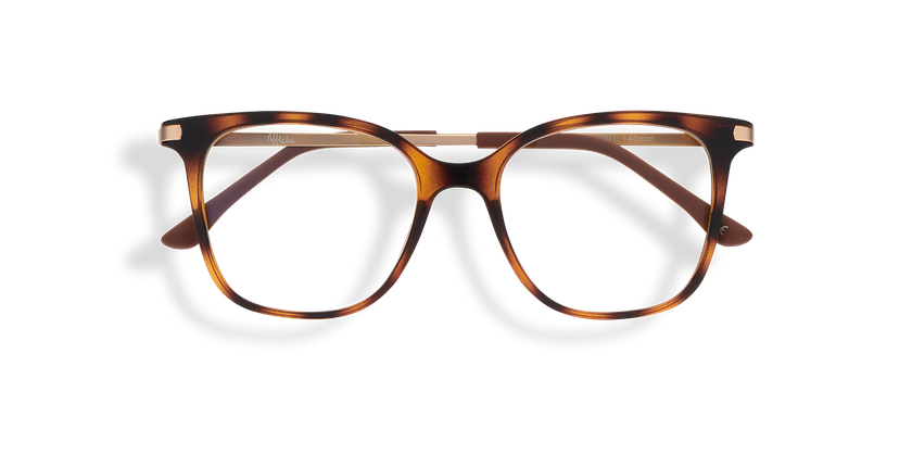 Gafas graduadas mujer MAGIC 28 BLUE BLOCK carey - vista de frente