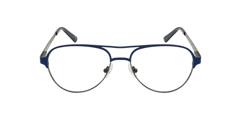 Gafas graduadas NAEL azul/plateado