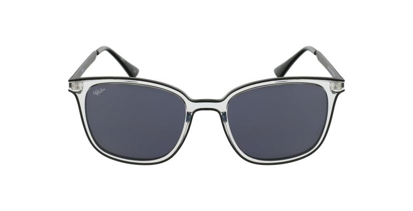 Gafas de sol SALURI negro - vista de frente