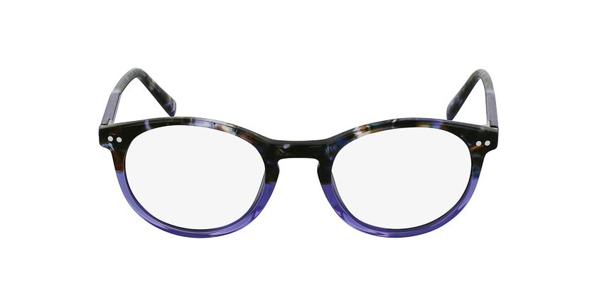 Gafas graduadas VIVALDI morado - vista de frente