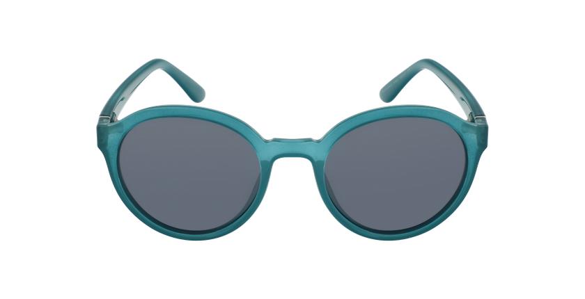Gafas de sol mujer BIANCA POLARIZED verde - vista de frente