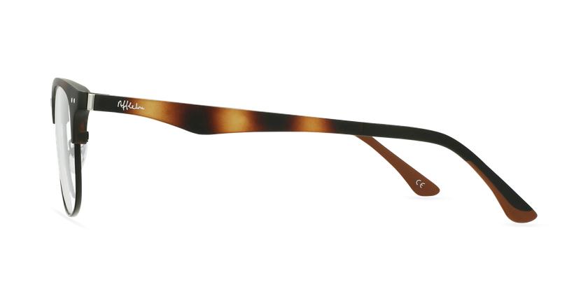 Gafas graduadas TMG92 carey/negro - vista de lado