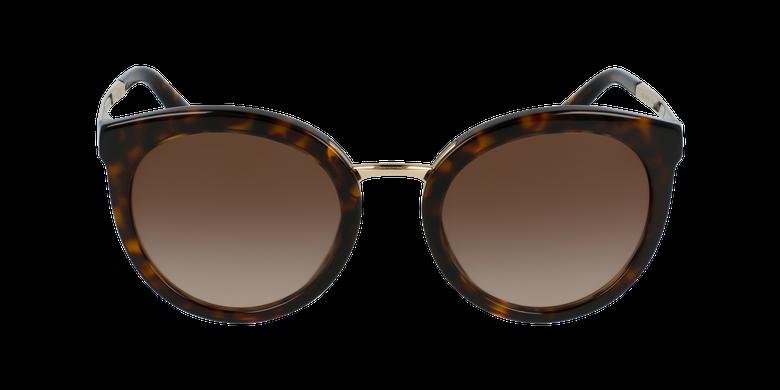 Gafas de sol mujer 0DG4268 marrónvista de frente