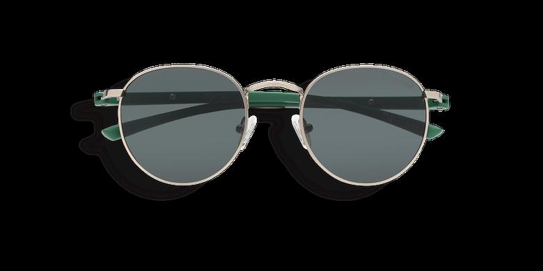 Gafas de sol MOE POLARIZED plateado/verde