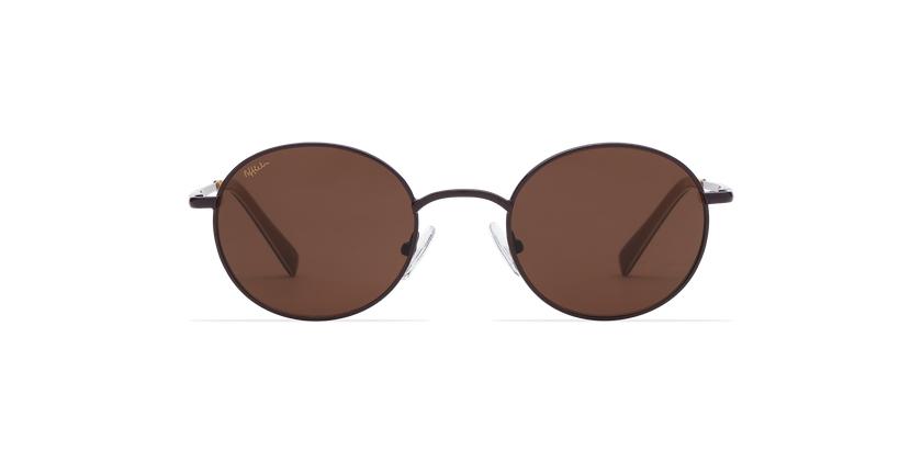 Gafas de sol ROMAN marrón - vista de frente