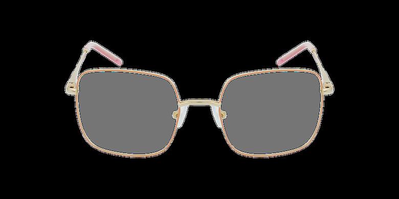 Gafas graduadas niños STELLA rosa/dorado