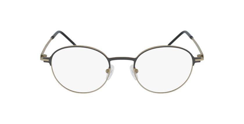 Gafas graduadas MARS gris/beige - vista de frente
