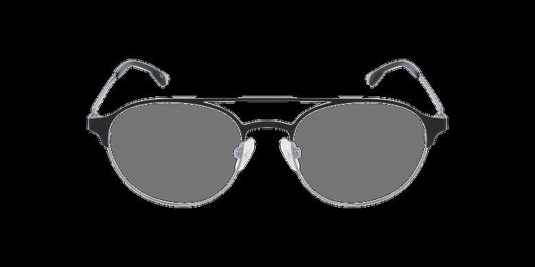 Gafas graduadas hombre MAGIC 52 BLUEBLOCK negro/grisvista de frente