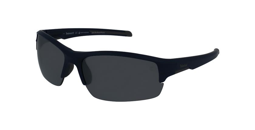 Gafas de sol hombre TB9173 azul - vue de 3/4