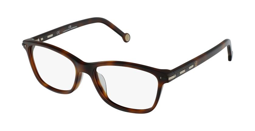 Gafas graduadas mujer VHE848L carey/carey - vue de 3/4