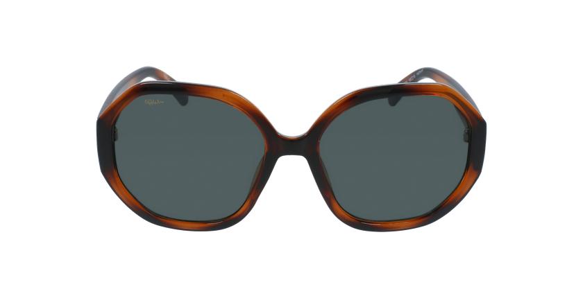 Gafas de sol mujer AURORA carey - vista de frente