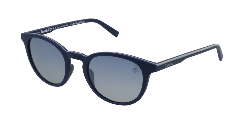 Gafas de sol hombre TB9197 azul - vue de 3/4