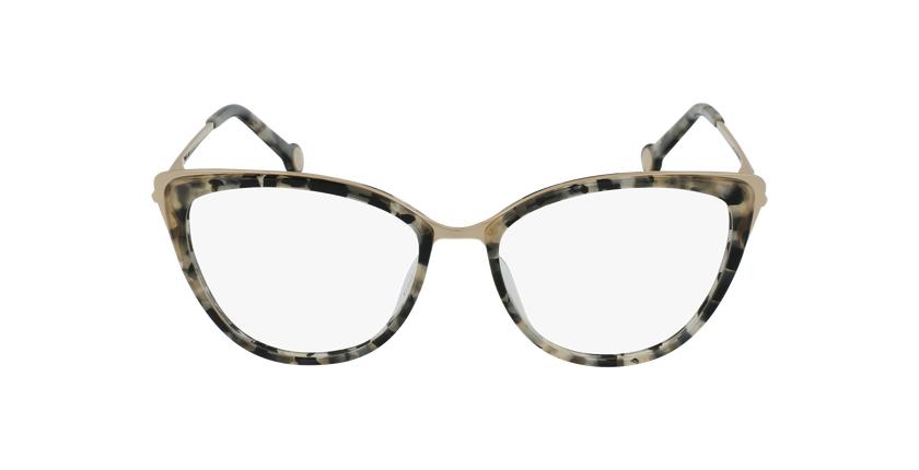 Gafas graduadas mujer VHE853 marrón/carey - vista de frente