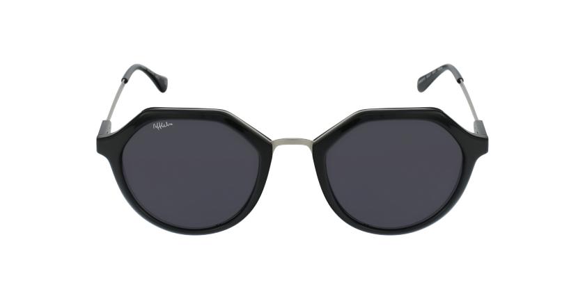 Gafas de sol SWANN negro - vista de frente