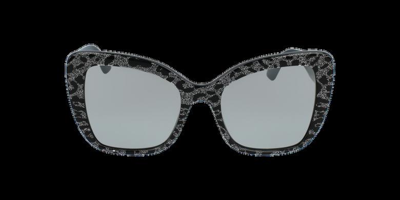 Gafas de sol mujer 0DG4348 negrovista de frente