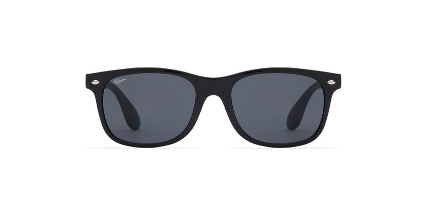Gafas de sol CARUCEDO negro - vista de frente