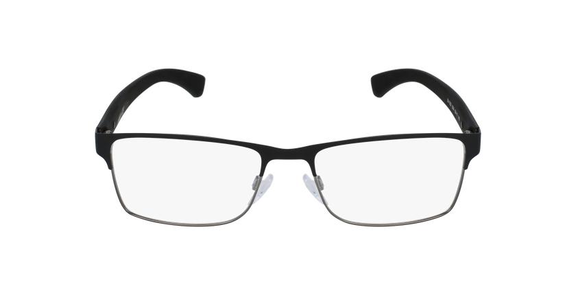 Gafas graduadas hombre EA1052 negro - vista de frente