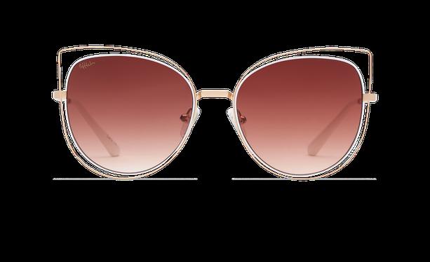 Gafas de sol mujer CHULA rojo/dorado - danio.store.product.image_view_face