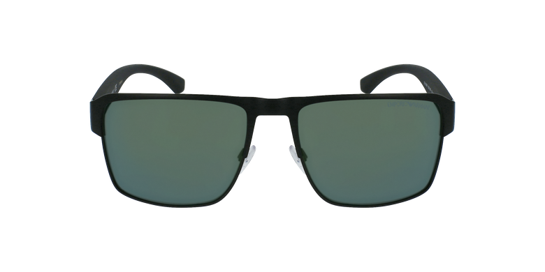 Gafas de sol hombre 0EA2066 negrovista de frente