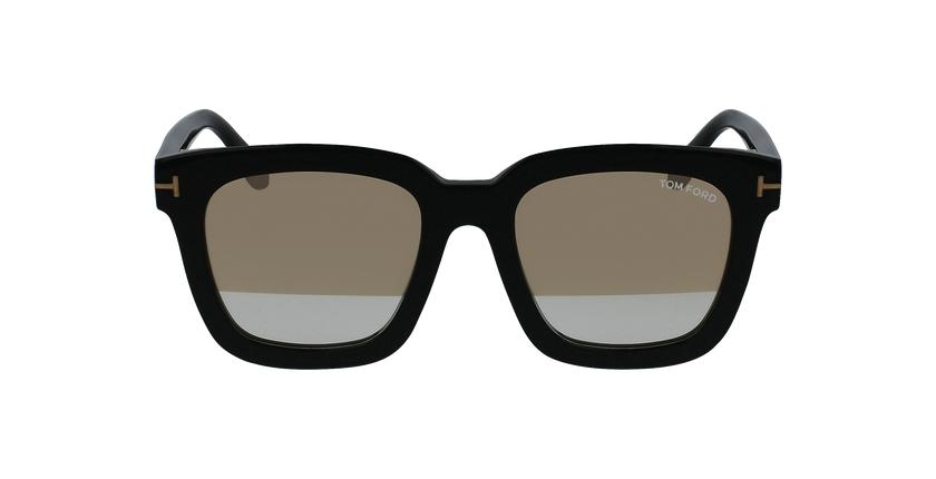 Gafas de sol mujer SARI negro - vista de frente