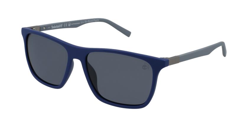 Gafas de sol hombre TB9198 azul - vue de 3/4