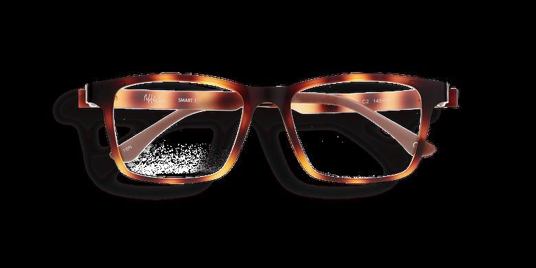 Gafas graduadas hombre MAGIC 01 negro/negro mate
