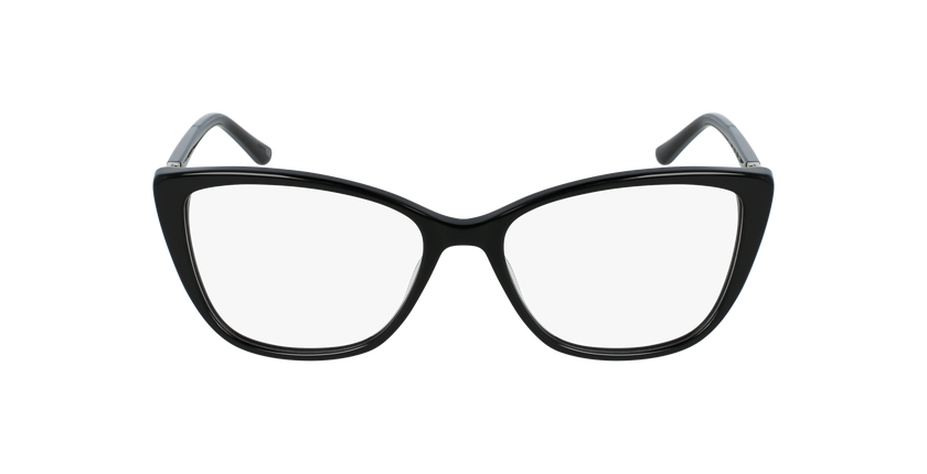 Gafas graduadas mujer ALISON negro - vista de frente