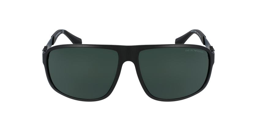 Gafas de sol hombre 0EA4029 negro - vista de frente