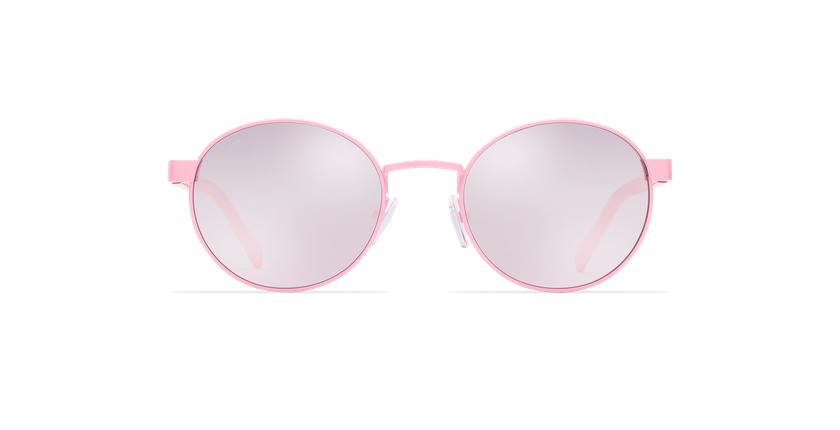 Gafas de sol mujer TUTTI rosa - vista de frente