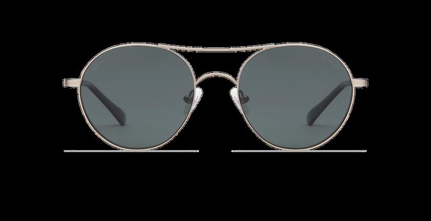 Gafas de sol EMON POLARIZED plateado - vista de frente