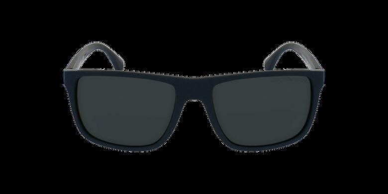 Gafas de sol hombre 0EA4033 azul/marrónvista de frente