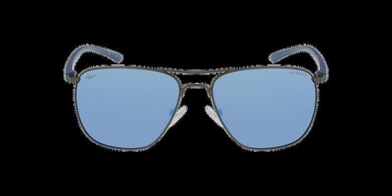 Gafas de sol hombre ENEKO POLARIZED plateado/azul