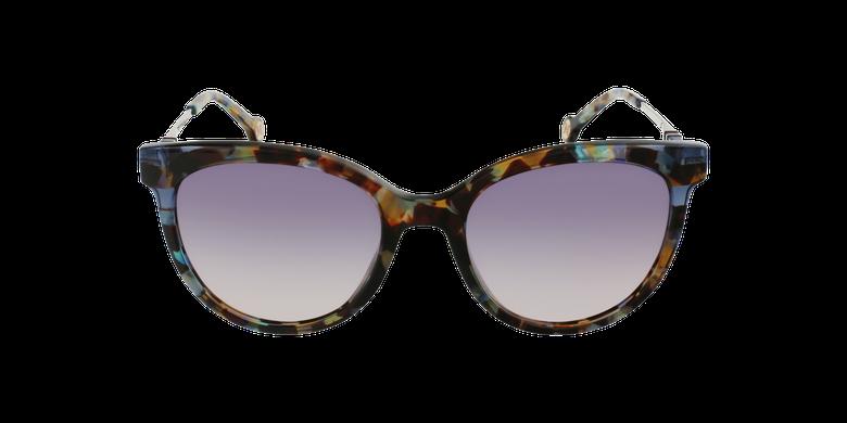 Gafas de sol mujer SHE865 marrón/verdevista de frente
