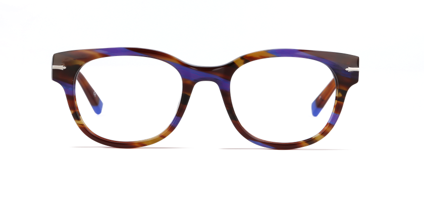 Gafas graduadas mujer OAKWOOD morado/morado - vista de frente