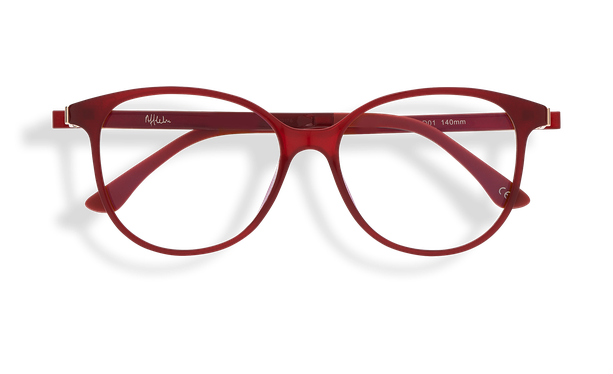 Gafas de sol mujer MAGIC 29 BLUE BLOCK rojo - danio.store.product.image_view_face