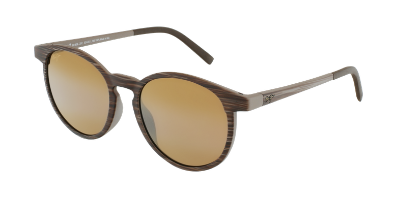 Gafas de sol Kiawe marrón