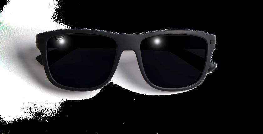 45ef000e45 ... Gafas de sol hombre DIEGO azul - vista de frente ...