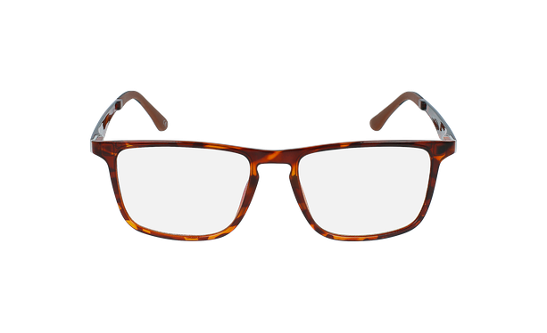 Gafas graduadas hombre MAGIC 38 BLUEBLOCK carey - vista de frente